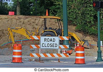 Road Closed 4