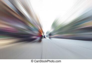 road., conduite