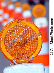 Road Construction Flashers