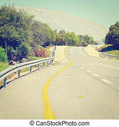 Road in Israel