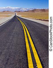 Road in North Argentina