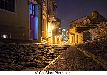 historic district of Tbilisi