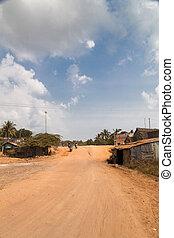 road in Vietnam