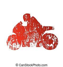 Road motorcycle racing