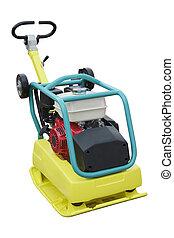 Road repair machine - The image of a road repair machine ...
