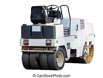 road roller 1 - small rolls for road construction