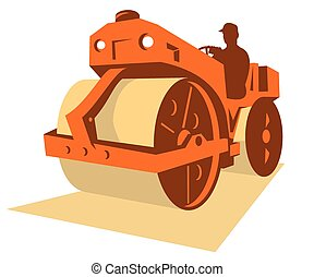 road-roller-lowangle-front