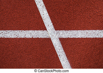 Road (Running track) abstract texture background.