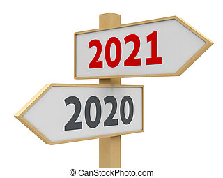 Road sign 2021 #2