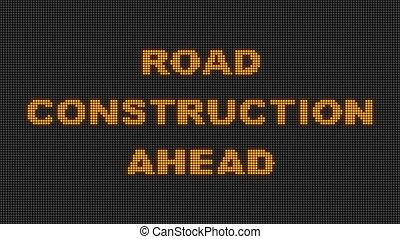 Road Sign Delays