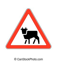 Road Sign Warning