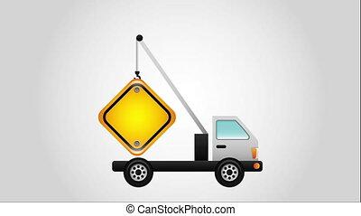 road signal design, Video Animation HD1080