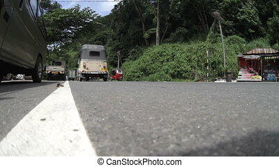 Road,  Sri Lanka