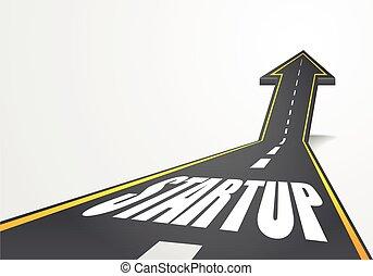 road Startup