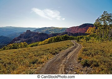 Road to Canyon Country