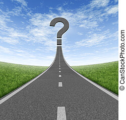 Road To Change - Road to change and business career path as...
