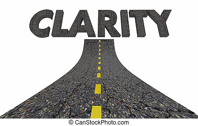 Road to Clarity Clear Communication Understanding 3d...