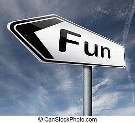 road to fun