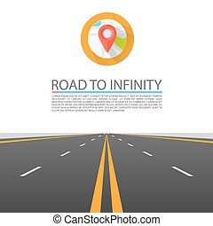 Road to infinity