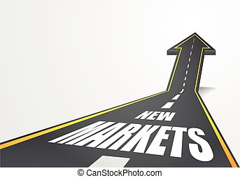 road to New Markets