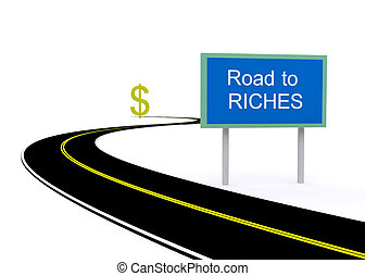 road to riches