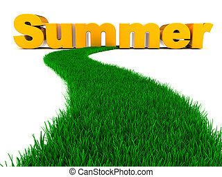 road to summer