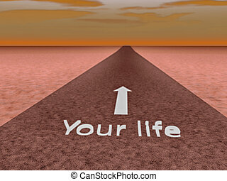 Road to your life