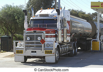 road transport in Australia