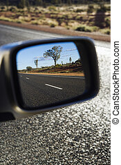 Road travel Australia