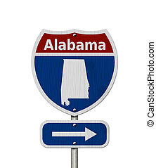 Road trip to Alabama