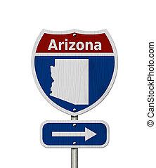 Road trip to Arizona