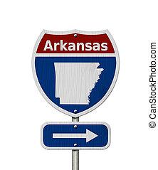 Road trip to Arkansas