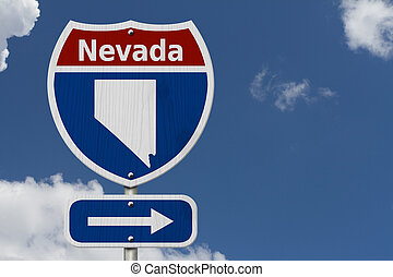 Road trip to Nevada