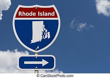 Road trip to Rhode Island