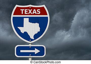 Road trip to Texas