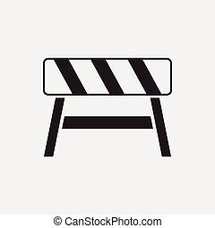 roadblocks, ikona