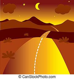 Road,landscape,drive, driver,way - Road, landscape,...