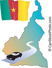 roads of Cameroon
