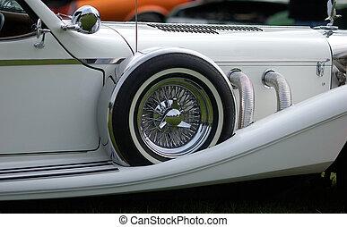 roadster, klassisk