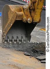 Roadwork - Digging up the Road