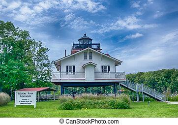 Roanoke River Lighthouse