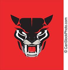 suitable for team identity, sport club logo or mascot, insignia, embellishment, emblem, illustration for apparel, etc