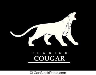 Roaring Cougar.eps
