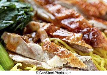 Roast duck chinese