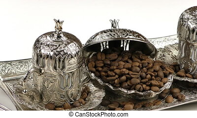 Roasted Coffee and Antique Anatolia