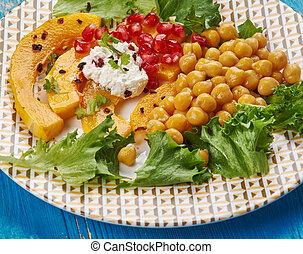 Roasted Delicata Squash Saladr