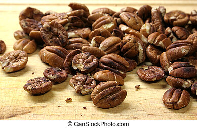 Roasted Nuts - Roasted Pecan nuts