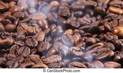 Roasting Coffee Beans