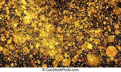 robaczek świętojański, złoty, marzycielski, tła