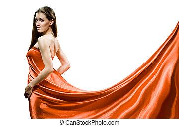 robe, long
